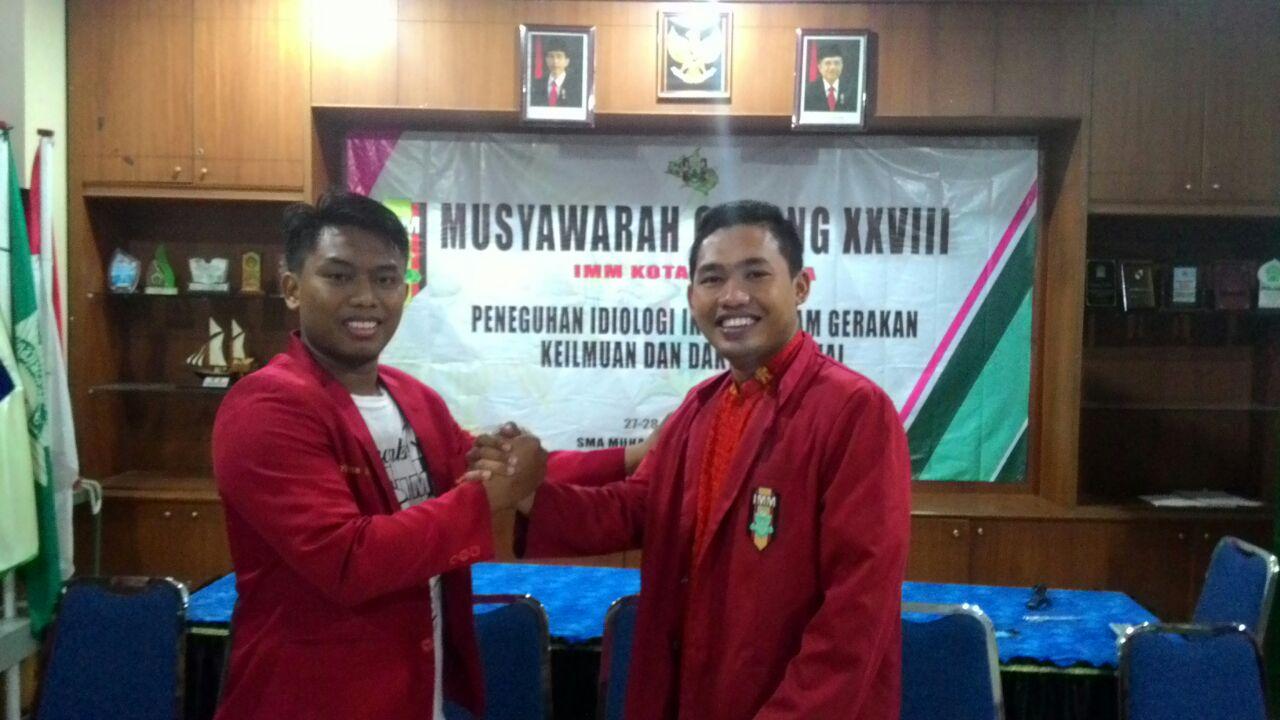 BAHRUL AMIQ, Nahkoda Baru PC IMM Kota Surabaya