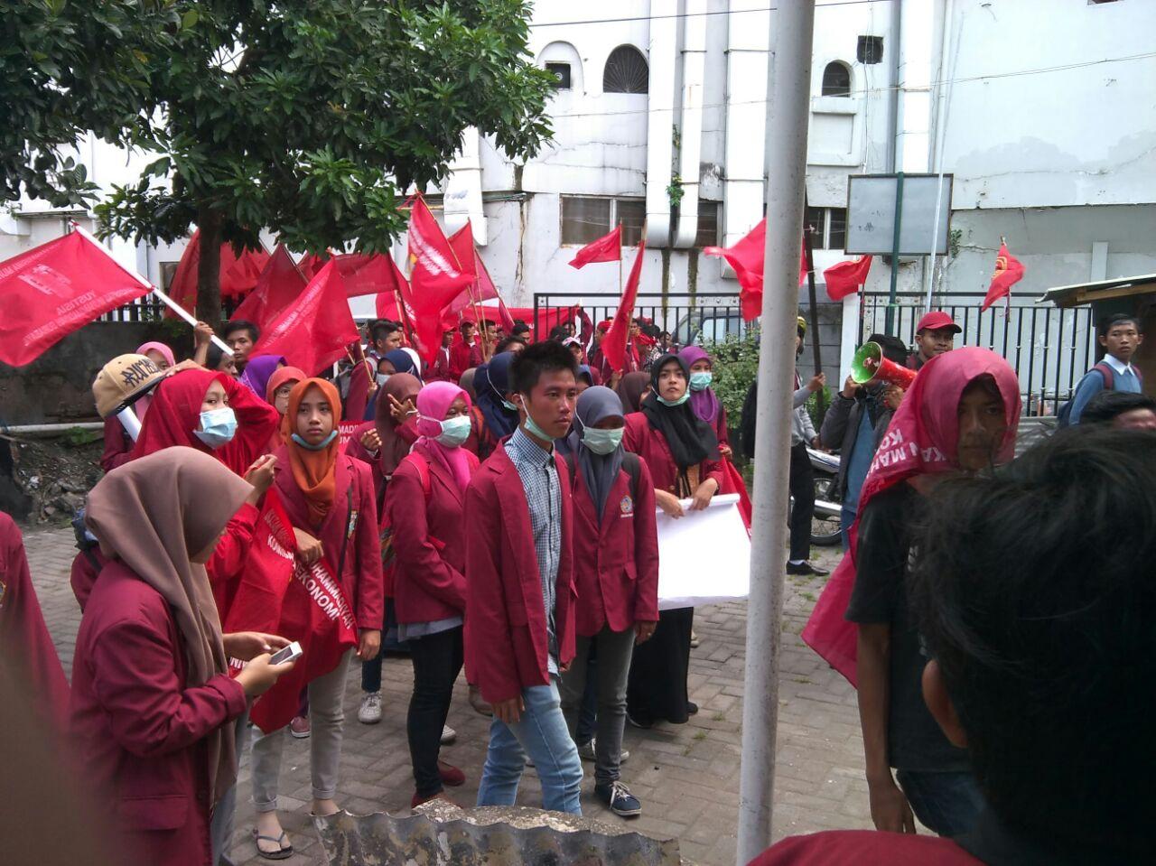 Mahasiswa Muhammadiyah Tidak Boleh Diam Kala Negara Goyah