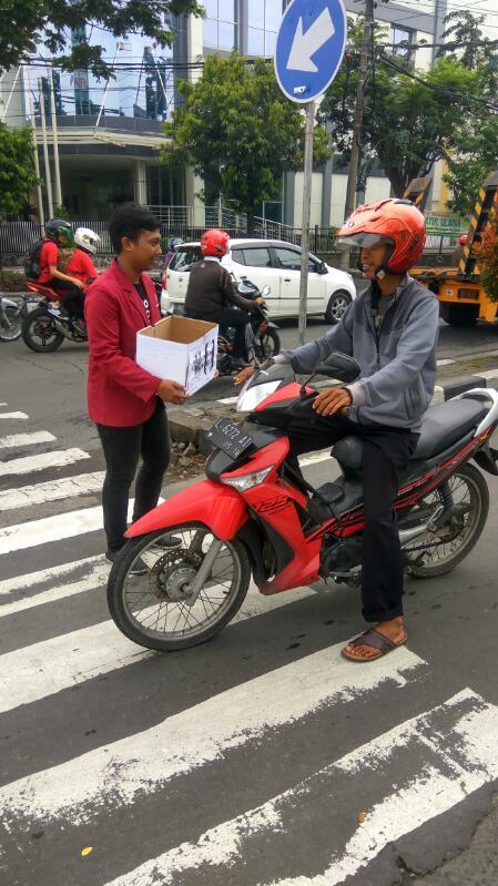 IMM Surabaya Peduli Korban Bencana Longsor Ponorogo