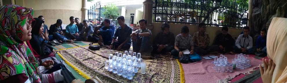 Ramadhanku, Dambaanku, IMM Heksos Buka Bersama Campur Ngaji Bareng