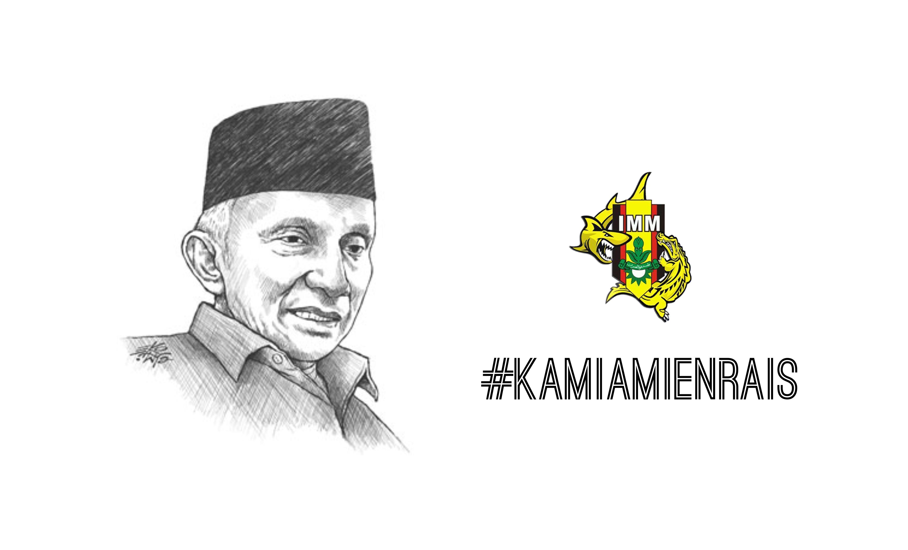 Pernyataan Sikap PC IMM Kota Surabaya atas Tuduhan Korupsi Kasus Dana Alat Kesehatan terhadap Amien Rais