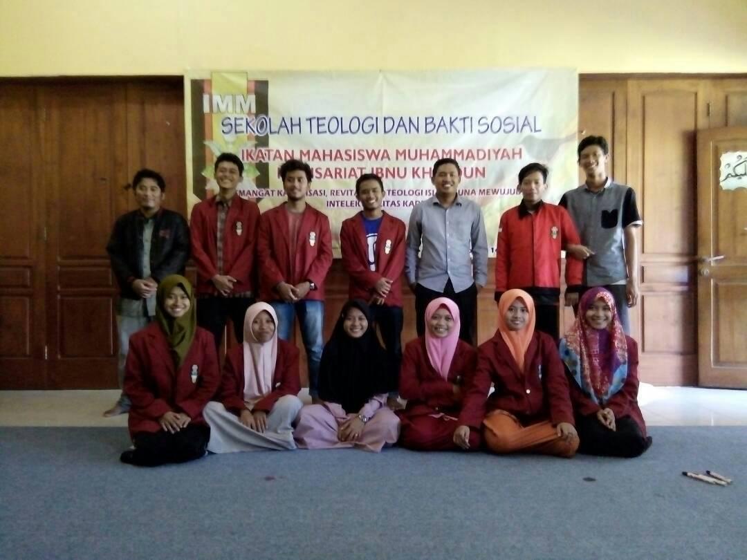 IMM Ibnu Khaldun Jadikan Sekolah Teologi di Bulan Ramadhan Sebagai Momentum Kebangkitan