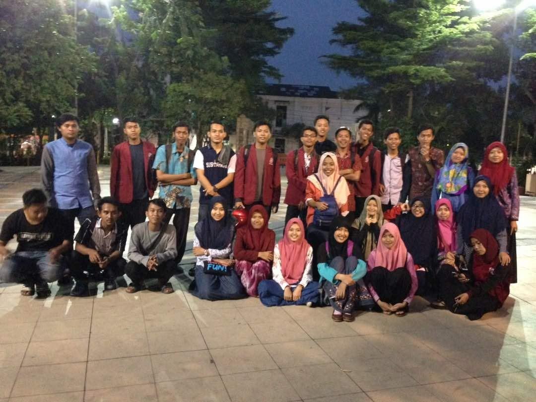 Berbagi Kebahagiaan Ramadhan Bersama IMM Blue Savant dan BEM Fakultas Keguruan dan Ilmu Pendidikan UM Surabaya