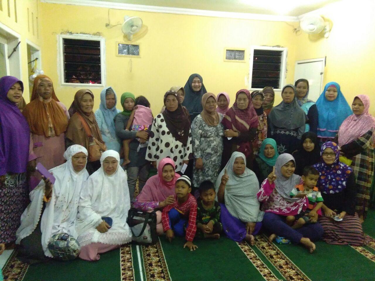 "Kajian Parenthing Part 5 PC IMM Kota Surabaya: "" Doa Istri Kunci Sukses Suami"""
