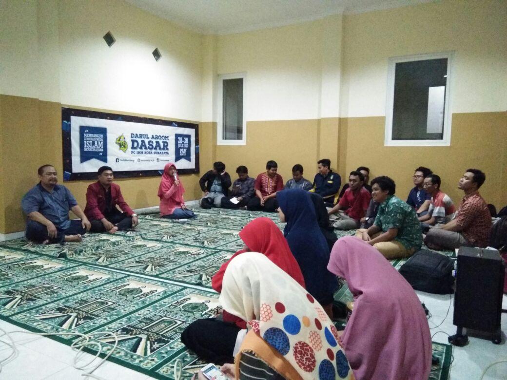 Embrio kader Muhammadiyah lahir di kampus UPN Veteran Surabaya