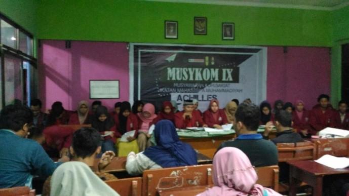 Ibaddurrahman Assiddiqi, Nahkoda Baru IMM Achilles UM Surabaya