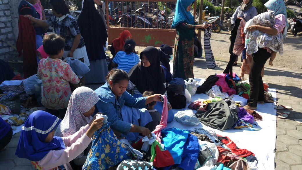 IMM Airlangga Baksos di Surabaya Pinggiran. Dalam Filantropi Islam, yang terpenting adalah ikhlas