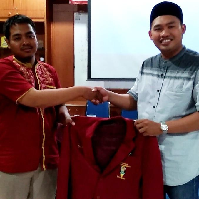 Dani Nurcholis Kapten baru  PC IMM Surabaya 2017-2018