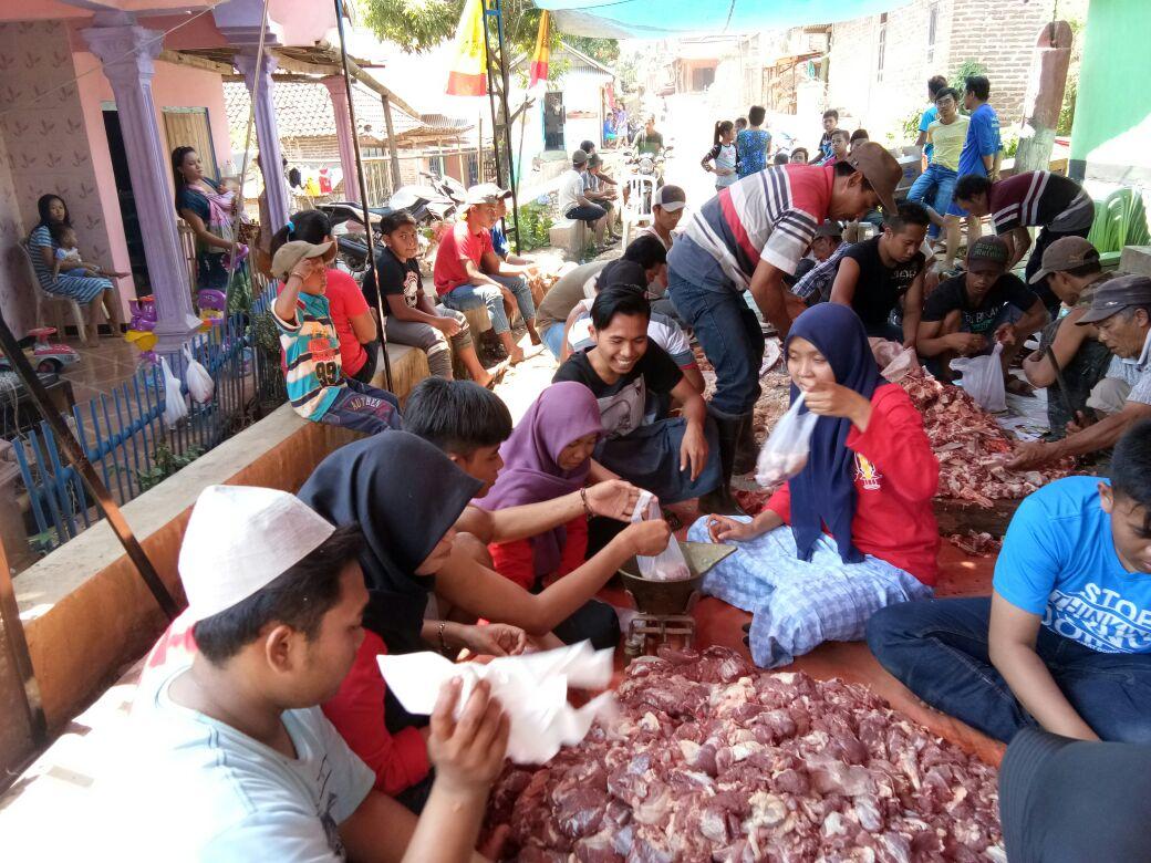 IMM Achilles Menempuh Medan Berat untuk Ber-Idul Adha di Desa Pinggiran Mojokerto