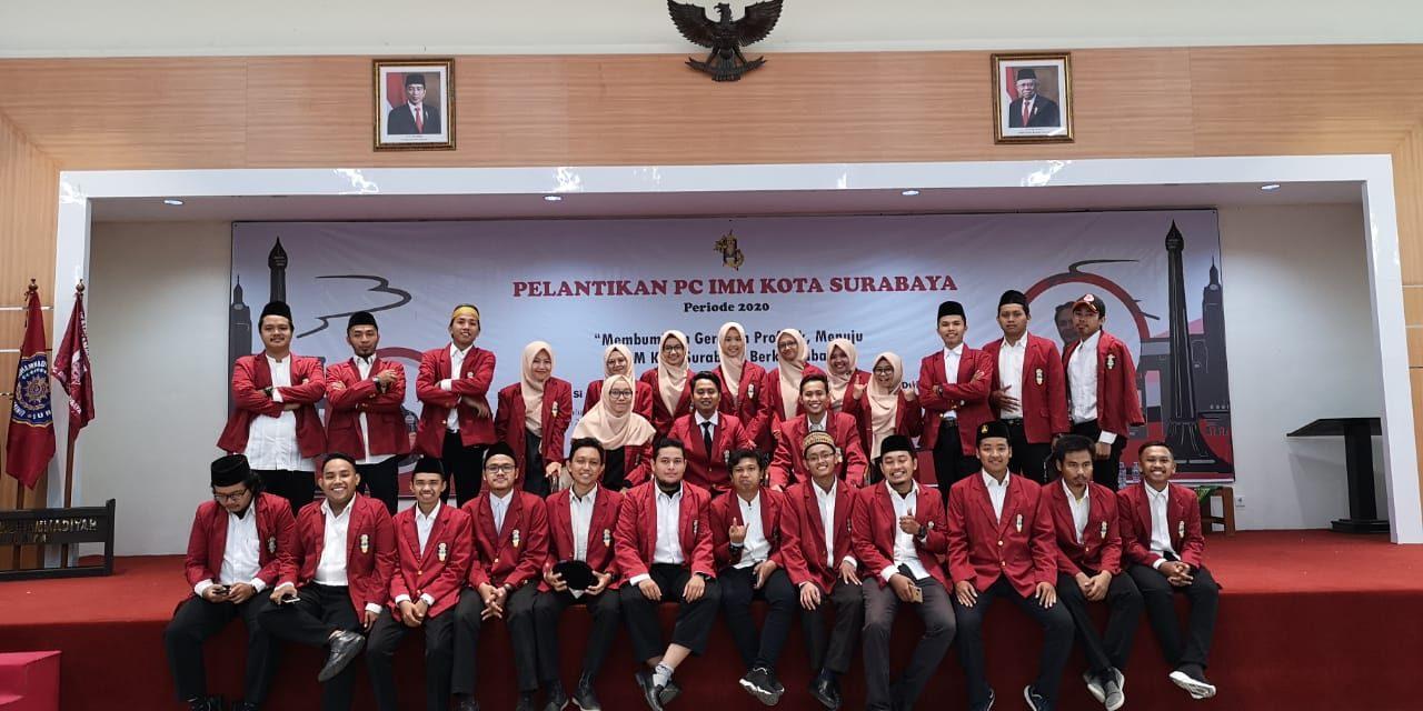 Gerakan Profetik sebagai Misi Baru PC IMM Kota Surabaya Periode 2020