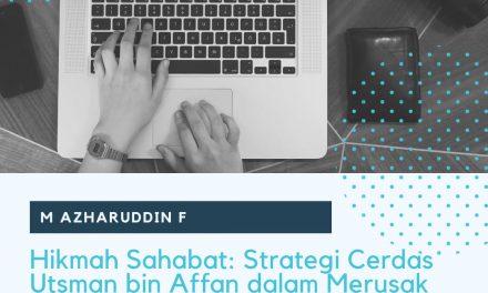 Hikmah Sahabat: Strategi Cerdas Utsman bin Affan dalam Merusak Harga Pasar di Masa Paceklik