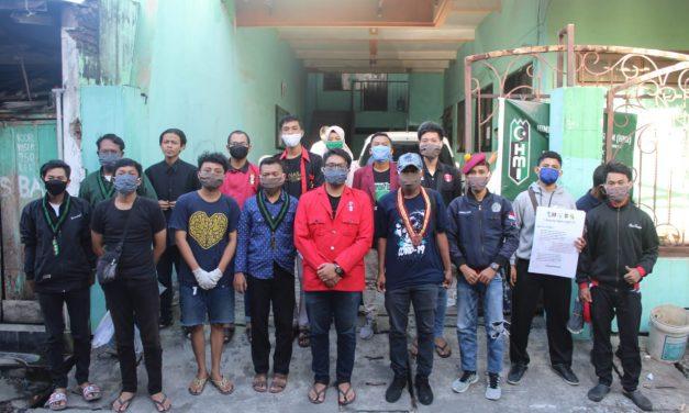 Di Bulan Ramadhan yang Suci Cipayung Surabaya Berbagi; Surabaya Bersatu Melalui Kelompok Cipayung Cegah Covid-19