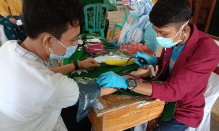 Bakti Sosial Ditengah Pandemik