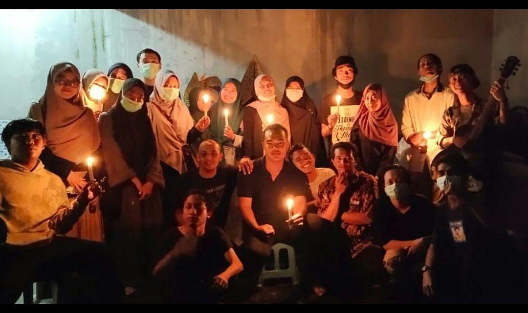 IMM UM Surabaya Menggelar Aksi Teatrikal
