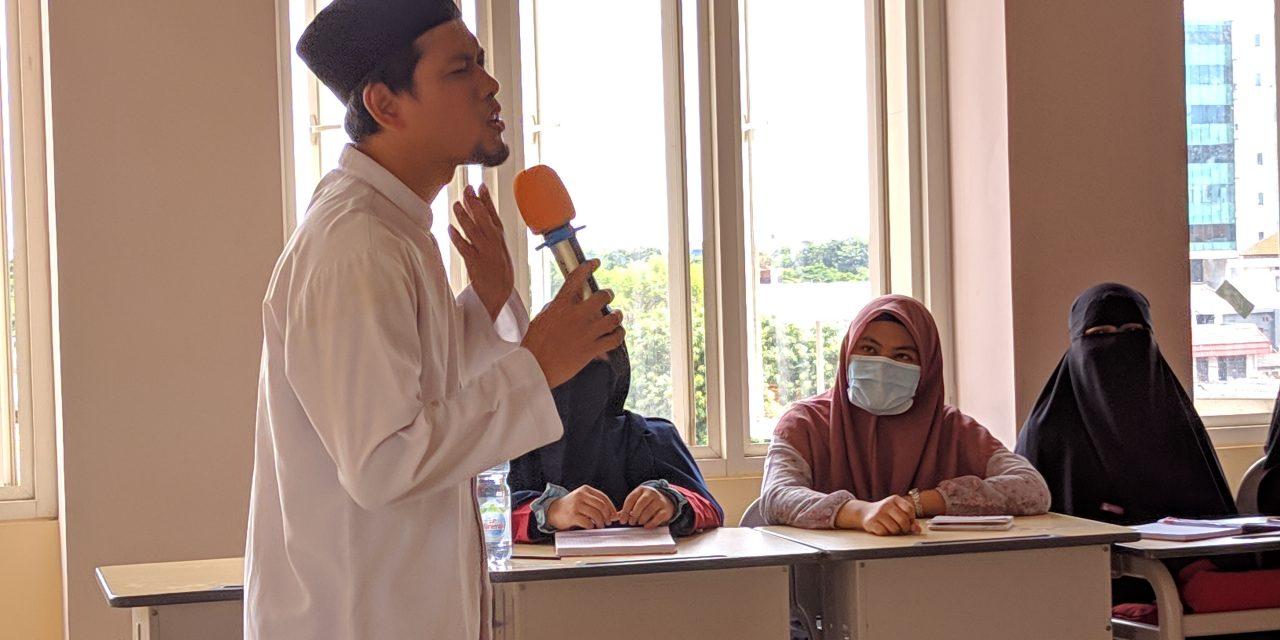 KM3 Suroboyo: Wani Ikhlas, Wani Cerdas, Wani Tuntas